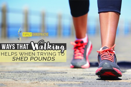 Ways That Walking Helps When Trying To Shed Pounds
