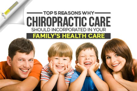 Top 5 Reasons Why Chiropractic Care Should Incorporated In 1