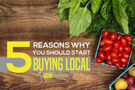 5 Reasons Why You Should Start Buying Local