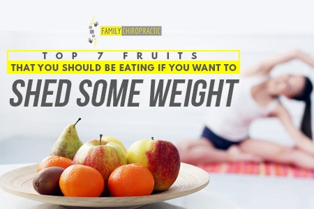 Top 7 Fruits That You Should Be Eating If You Want To Shed Some Weight