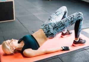 pelvic curl pilates