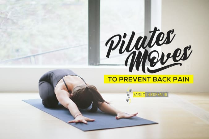 Pilates Moves To Prevent Back Pain