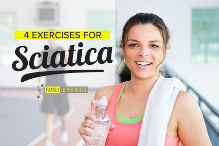 4 Exercises For Sciatica