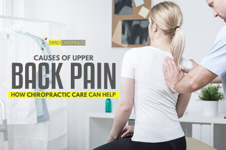 Causes Of Upper Back Pain And How Chiropractic Care Can Help