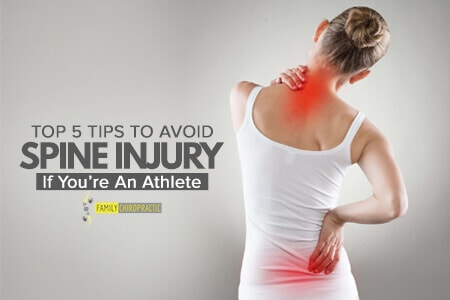 Top 5 Tips To Avoid Spine Injury If You're An Athlete