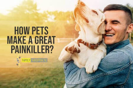 How Pets Make A Great Painkiller