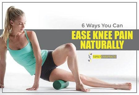 knee pain chiropractic