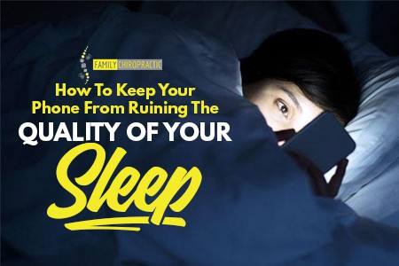 How To Keep Your Phone From Ruining The Quality Of Your Sleep