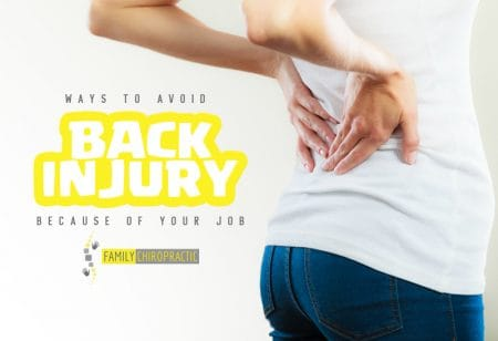 Ways To Avoid Back Injury Because Of Your Job