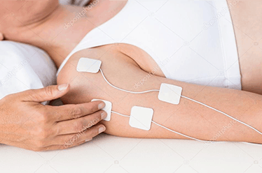 Electrotherapy (TENS machine)