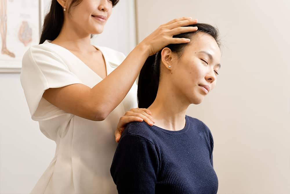 chiropractor singapore