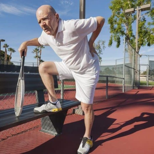 sports and accident related injuries