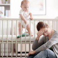 general discomfort postnatal