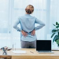 muscle weakness lower back, hip & pelvis pain