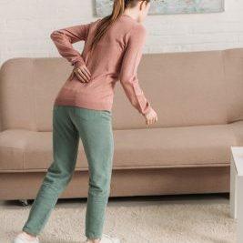 Pain when walking short distances